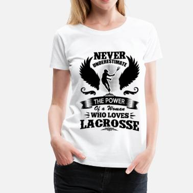 Lacrosse Player lacrosse 1aaa.png - Women's Premium T-Shirt
