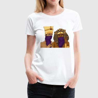 Black Girls Magic We're Queens - Women's Premium T-Shirt