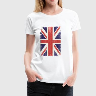 Great Britain Flag Great Britain flag - Women's Premium T-Shirt