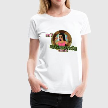 Anaconda! - Women's Premium T-Shirt
