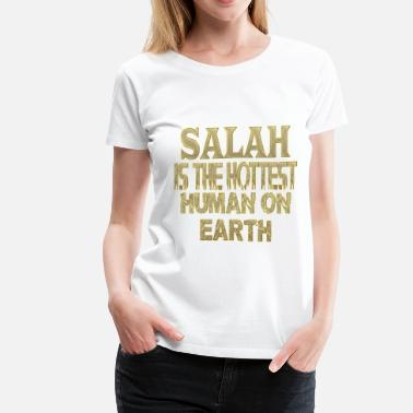 Mohamed Salah - Women's Premium T-Shirt