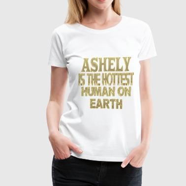 Ashes Ashely - Women's Premium T-Shirt