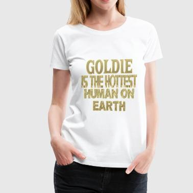 Goldie - Women's Premium T-Shirt