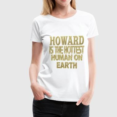 Howard - Women's Premium T-Shirt