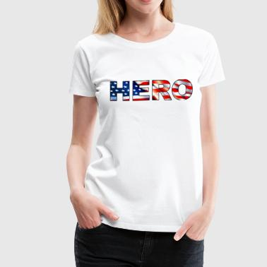 Hero - Women's Premium T-Shirt