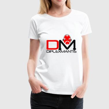 DM Logo - Women's Premium T-Shirt