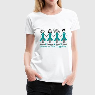 We're In This Together - Women's Premium T-Shirt