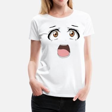 Anime Eyes Anime - Women's Premium T-Shirt