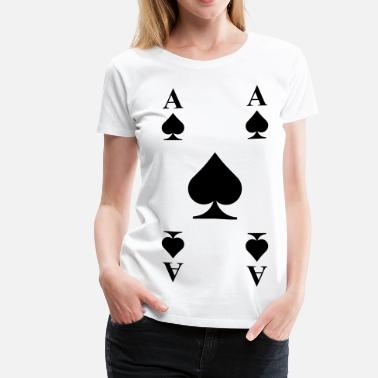 Cards Cards - Women's Premium T-Shirt