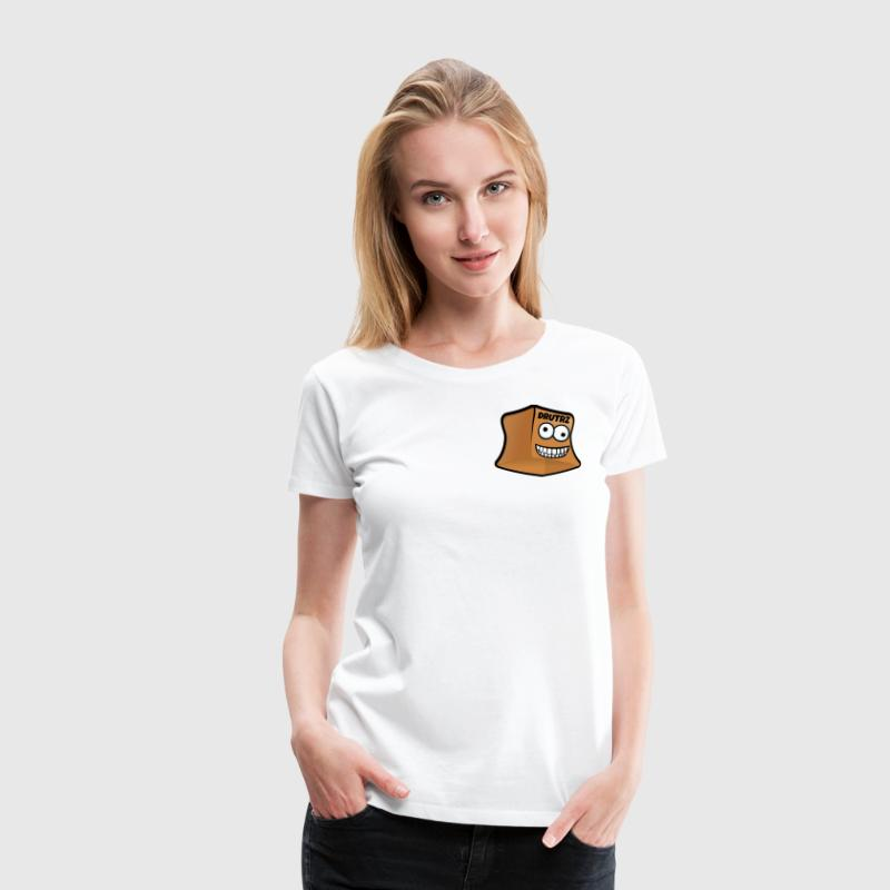 Paper bag - Women's Premium T-Shirt