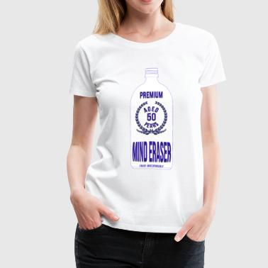 50 Yr Old Mind Eraser - Women's Premium T-Shirt