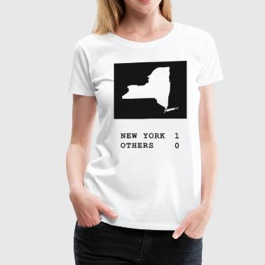 New York always wins - Women's Premium T-Shirt