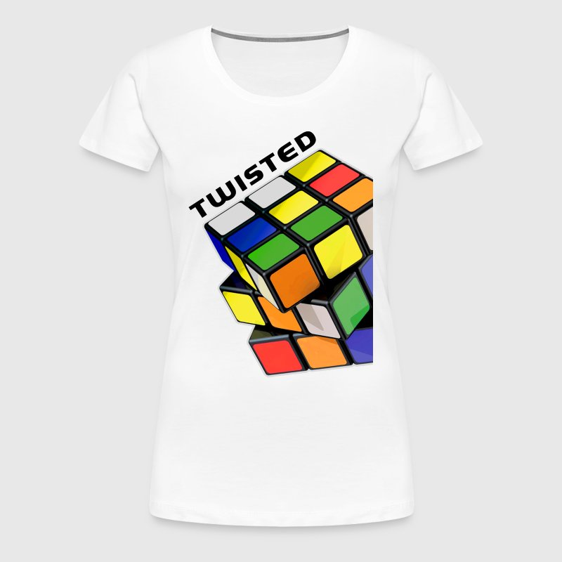 Twisted - Women's Premium T-Shirt