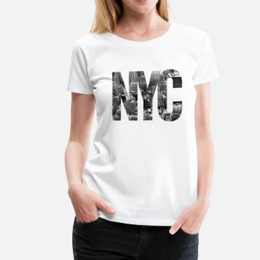 Cool Nyc NYC - Women's Premium T-Shirt