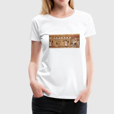 Egyptian Book of the Dead - Women's Premium T-Shirt