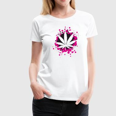 Girls Love to Smoke Weed Too - Women's Premium T-Shirt