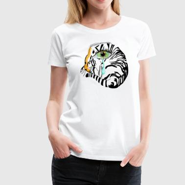 Save Tigers - Women's Premium T-Shirt