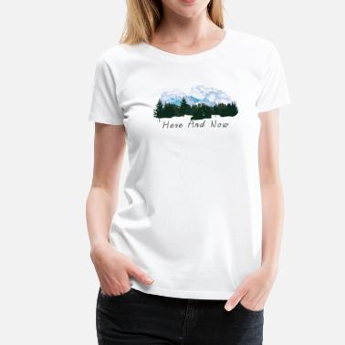 Adventure Outdoors Hike - Women's Premium T-Shirt