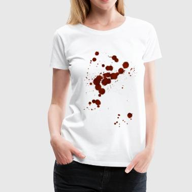 bloodstains - Women's Premium T-Shirt