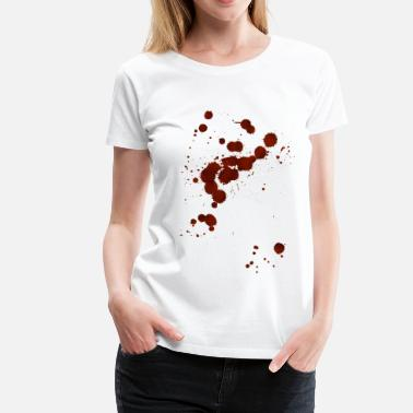 Bloodstain bloodstains - Women's Premium T-Shirt
