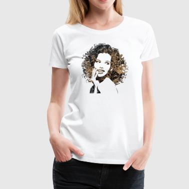 Provocative Face - Women's Premium T-Shirt