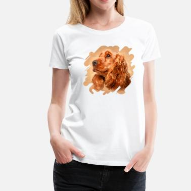 English Cocker Spaniel English Cocker Spaniel - Women's Premium T-Shirt