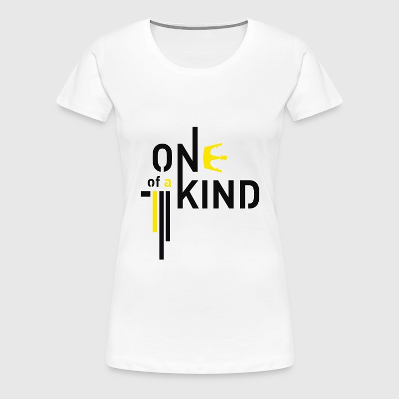 G-Dragon - One Of A Kind - Women's Premium T-Shirt