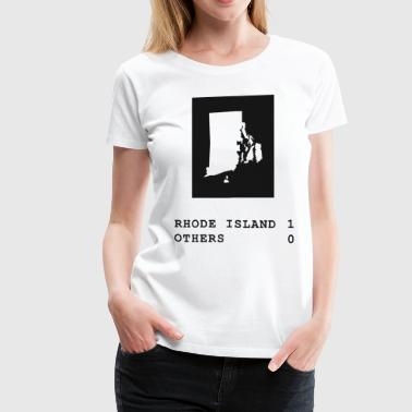 Rhode Island always wins - Women's Premium T-Shirt