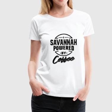 SAVANNAH - Women's Premium T-Shirt