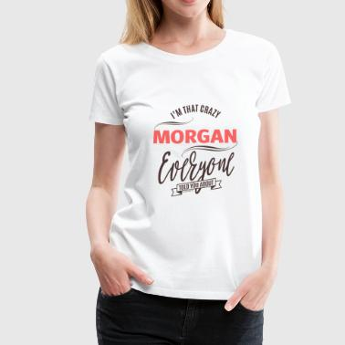 MORGAN - Women's Premium T-Shirt