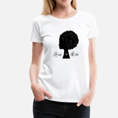 Afro Pop Afro Woman - Women's Premium T-Shirt