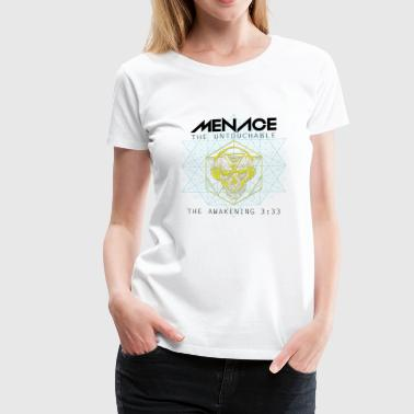 Menace The Awakening - Women's Premium T-Shirt