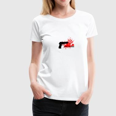 Stop killing - Women's Premium T-Shirt