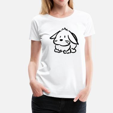 Show Rabbit rabbit - Women's Premium T-Shirt