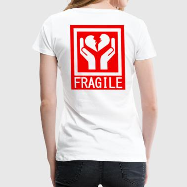 HANDLE_WITH_CARE - Women's Premium T-Shirt