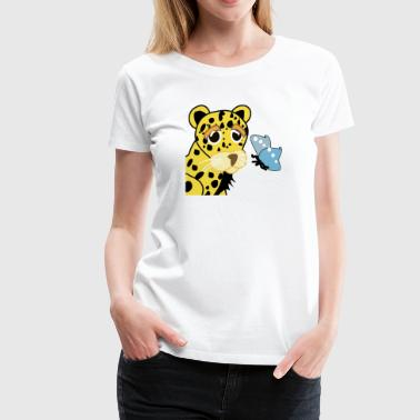 Cute Animal - Women's Premium T-Shirt