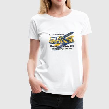 Sports Prototype Racing 1 - Women's Premium T-Shirt