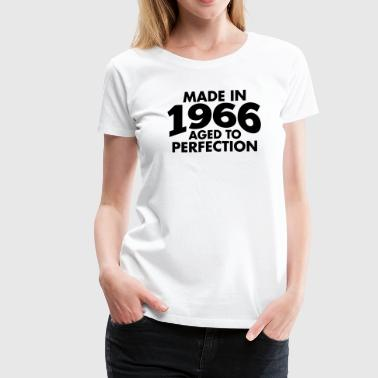 Made in 1966 Teesome - Women's Premium T-Shirt