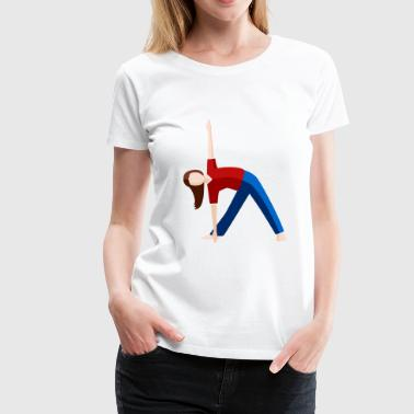 Exercise - Women's Premium T-Shirt