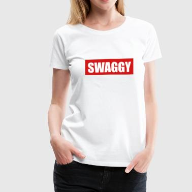 Swaggie SWAGGY - Women's Premium T-Shirt
