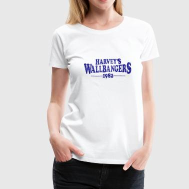 Harvey Wallbanger's Milwaukee 1982 - Women's Premium T-Shirt