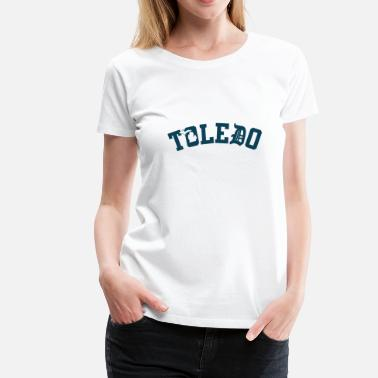 Mitten Cute Toledo Detroit Michigan D MItten - Women's Premium T-Shirt