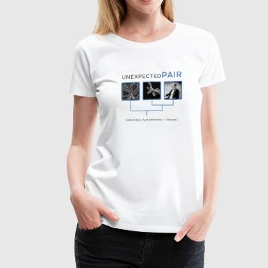 Unexpected pair - Women's Premium T-Shirt