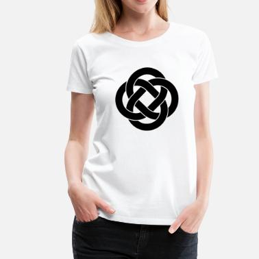 Celtic Knot Celtic - Women's Premium T-Shirt