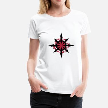 Star Of Chaos Star of Chaos - Women's Premium T-Shirt