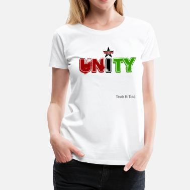 Truth Be Told UNITY - Women's Premium T-Shirt