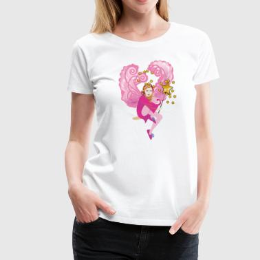 Fairy - Women's Premium T-Shirt