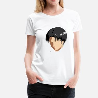 Levi Rivaille Attack on Titan: Levi - Women's Premium T-Shirt