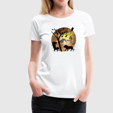 Safari  - Women's Premium T-Shirt