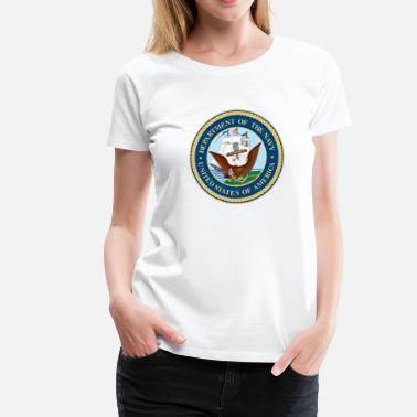 Department Of Justice Department of the Navy - Women's Premium T-Shirt